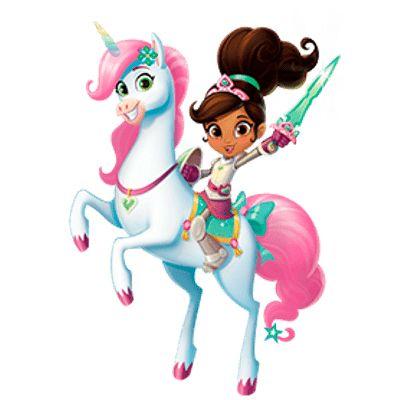 Игры Принцесса Нелла 👸😍 играть онлайн бесплатно на Nick Jr.